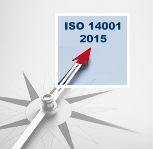 Conversion ISO 14001 version 2015
